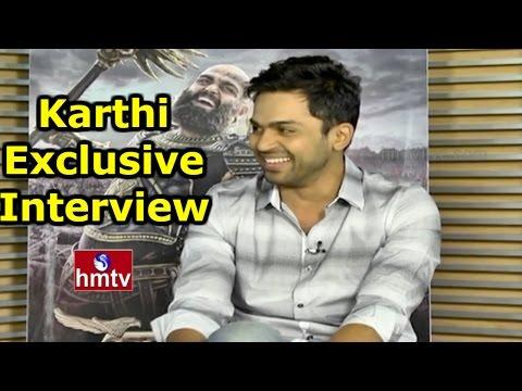 Hero Karthi Exclusive Interview  ...