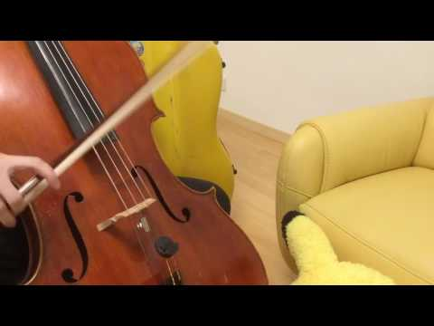 Heavy Rainfall (Pokémon RSE/ORAS) for Unaccompanied Cello