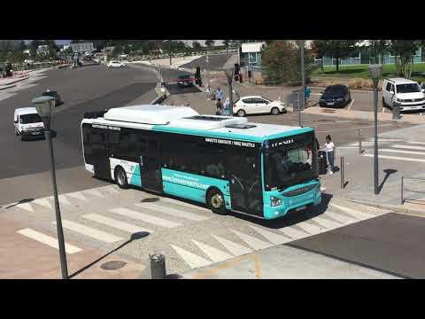 Des Bus A Lyon St Exupery