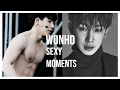 Download WONHO SEXY MOMENTS