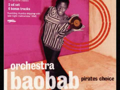 Orchestra Baobab -Hommage A Tonton