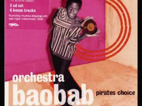 Orchestra Baobab -Hommage A Tonton