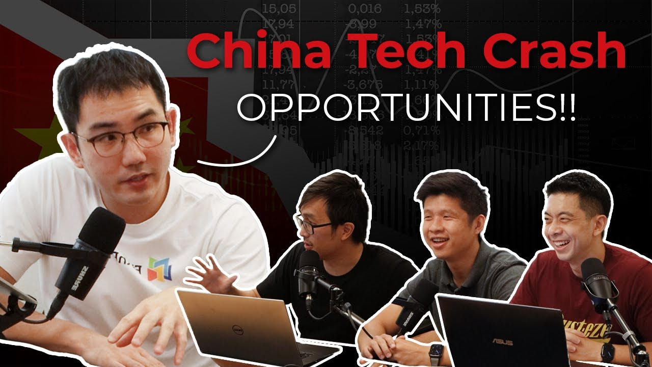 China Tech Crash - Is It Time To Buy?