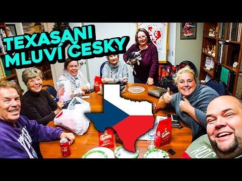 TEXASANI MLUVÍ ČESKY!!! TEXAS PATŘÍ ČECHŮM 2