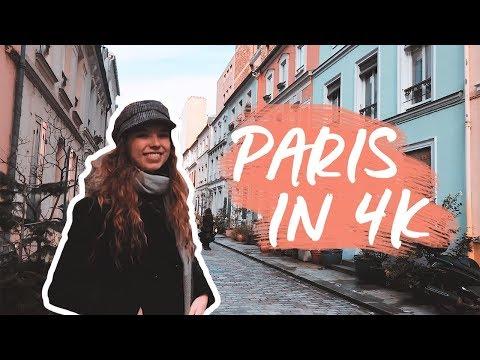 CINEMATIC PARIS 4K - IPHONE X