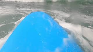 패들아웃, 만리포 서핑