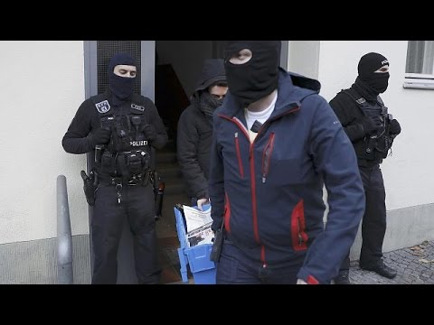 """Salafist """"True Religion"""" organisation banned in Germany as police swoop on nationwide network"""