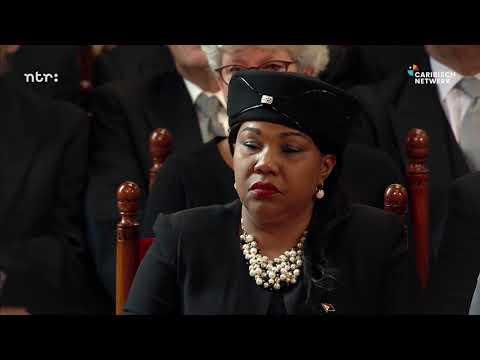 Troonrede: aandacht voor Sint-Maarten, Saba en Sint-Eustatius