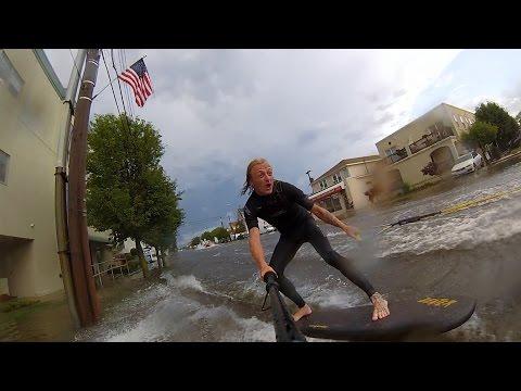 GoPro: New Jersey Street Surfing