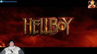 Hellboy Trailer 1 Reaction!!!!
