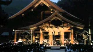 Kitaro - Caravansary (live in Izumo Taisha - August 10, 1990)