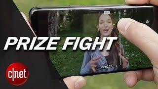 아이폰X vs. 갤럭시S9+, 카메라 성능 비교해 보니⋯
