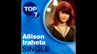 Watch Allison Iraheta I Dont Want To Miss A Thing video