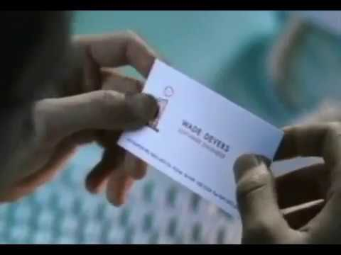 Monster.com - Smelling Business Card Commercial 2001