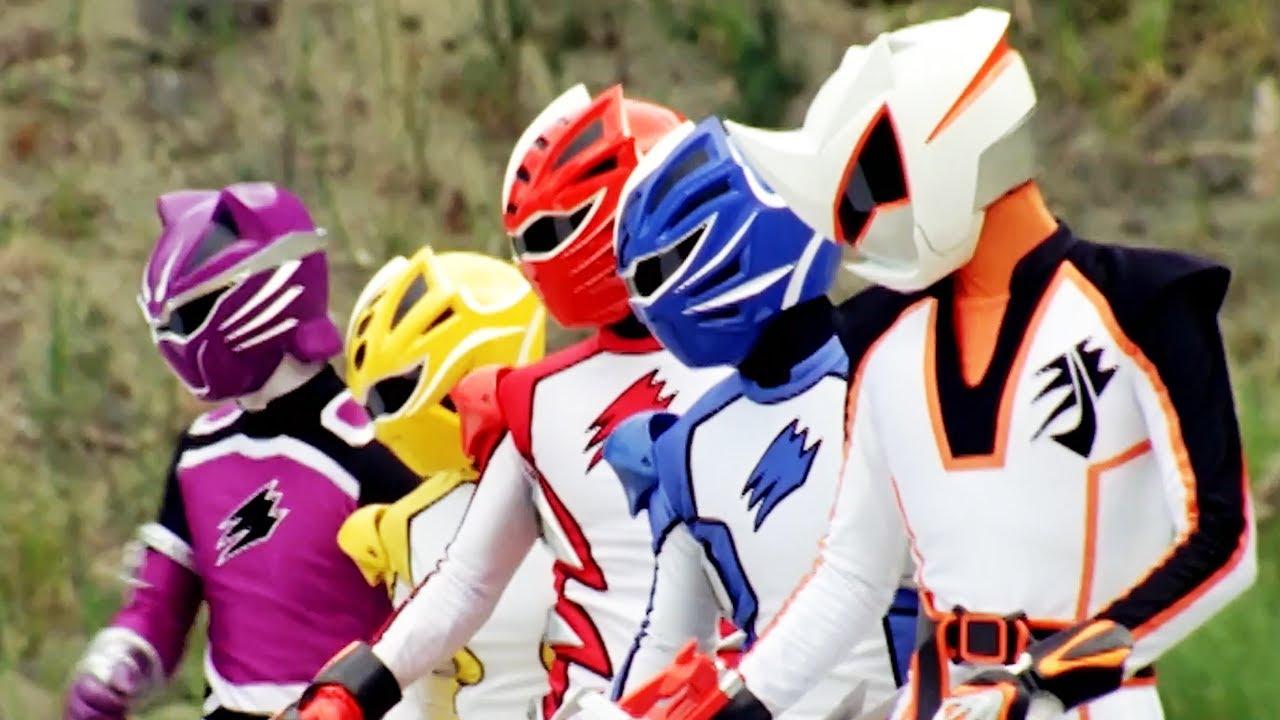 Jungle Fury Rangers Vs Lepus | Power Rangers Jungle Fury | Power Rangers Official