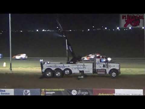 Mid America Clash 5 - Salina Speedway 9-29-17 Mod Lite A Feature