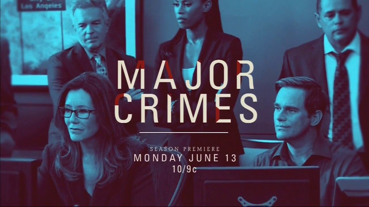 Major Crimes Season 5 Promo Everyone S About To Know Something Youtube