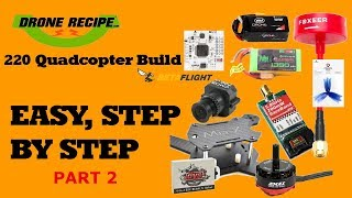 How to Build a Drone Step by Step | Part 2