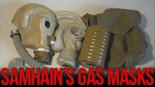 Обзор противогаза РШ-4 и его вариаций (ЕО-16) | Soviet RSh-4 gas mask(Обзор советского общевойскового противогаза РШ-4. Фотографии взяты из группы