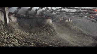 Великая стена — Русский трейлер в HD качестве