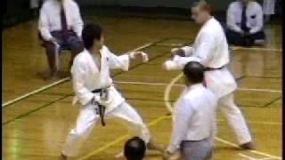 Fight Japan: JKA fighter Richard Heselton