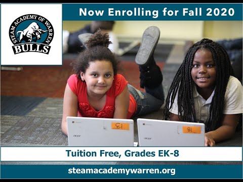STEAM Academy of Warren