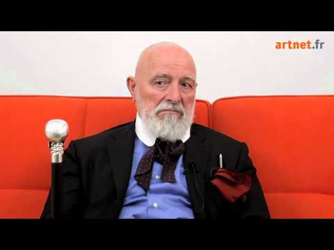 Interview : Markus Lüpertz (German with French subtitles)