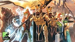 Fantasy Defense Gameplay Runthrough