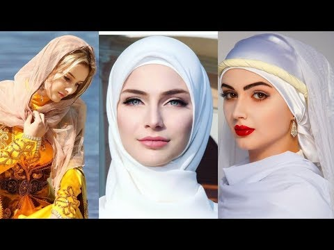 Most Beautiful & Gorgeous Girls In The World 2018   Cute Women   Iranian Female With Hijab