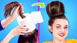 16 лайфхаков для волос Классные бьюти лайфхаки для девушек