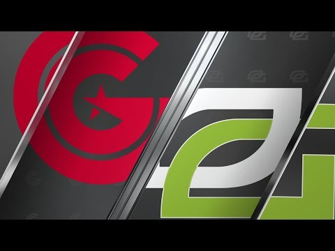 Clutch Gaming vs OpTic Gaming vod
