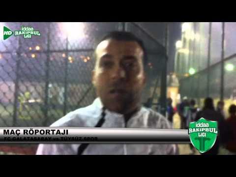 Maç Röportajı - GS vs Tüysüzspor