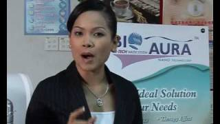 Eunice Ng, Founder THESPALOVER with HAI-O BIO AURA Product Profile Thumbnail