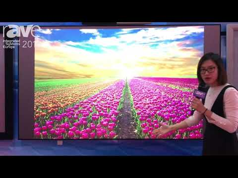 ISE 2018: ComteVision Debuts Zero Edge Line of Ambient Light Rejection Screens