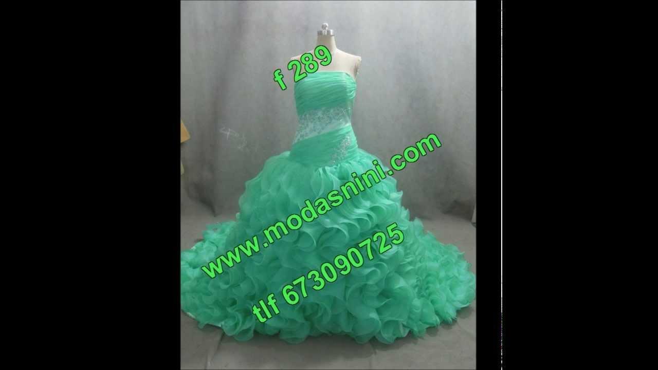 vestidos de novia gitana - YouTube