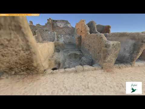 Aerofotogrammetria con APR Scavi di Pompei -  RPAS Archaeological Survey in Pompeii ruins