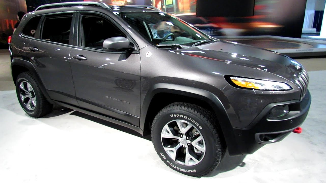 2014 jeep cherokee trail hawk exterior and interior. Black Bedroom Furniture Sets. Home Design Ideas