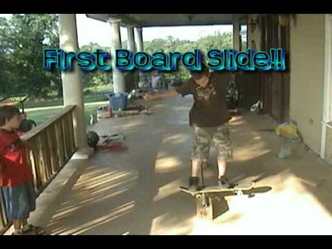 My First Skate Video
