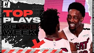 Top Plays of The Week | Friday, September 18 | 2020 NBA Playoffs