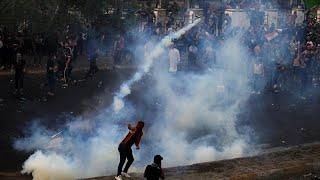 Волнения в Ираке: в столице введён комендантский час