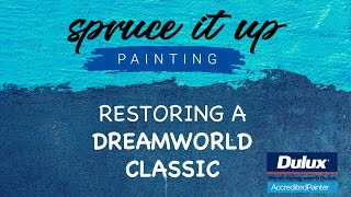 Spruce It Up Painting - Pipeline Plunge Makeover