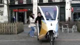 Balade à vélo sur le village Finistère de Nantes