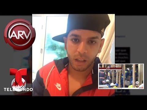 Tito El Bambino sufrió daños en su casa por María | Al Rojo Vivo | Telemundo