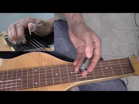 introduction to c6 tuning for lap steel