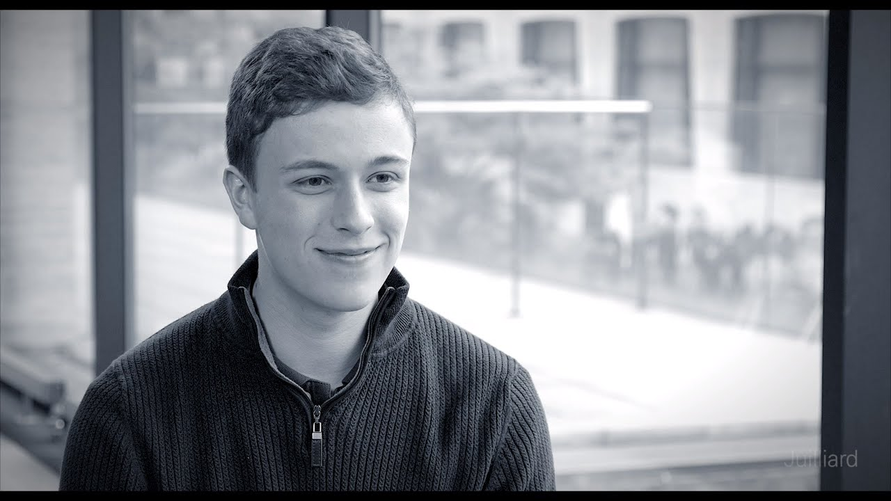 Juilliard Snapshot: Tyler Cunningham on Collaboration