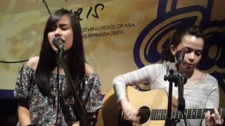 Nica Tupas' cover of UDD's