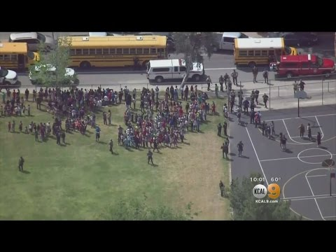 Murder-Suicide At San Bernardino School Leaves 2 Adults and Student Dead, 2nd Student Wounded