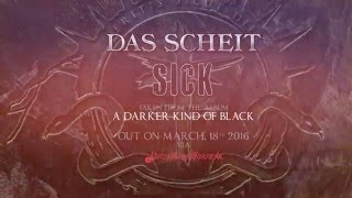 DAS SCHEIT - Sick (Official Lyric Video)