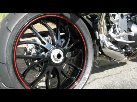 Triump Speed Triple 1050 15th Anniversary Special Edition Mit Race