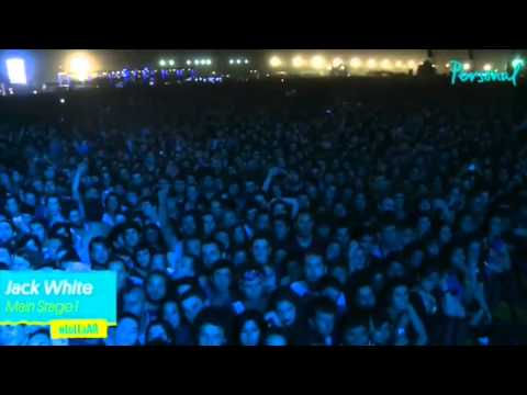 Jack White Lollapalooza Argentina 03 21 15
